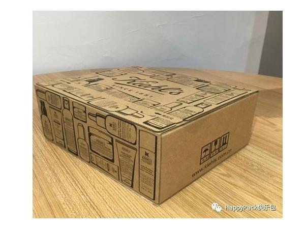 科颜氏拉链物流盒