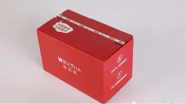 薇诺娜纸箱