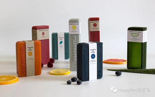 SOAPBOTTLE产品