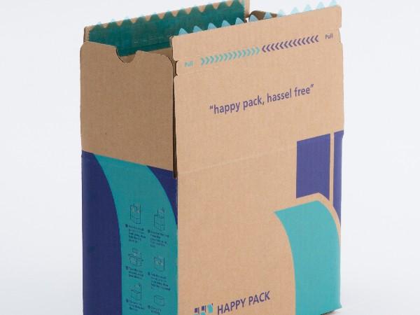 拉链纸箱就是比较快